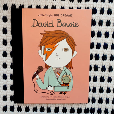 David Bowie (Little People Big Dreams)