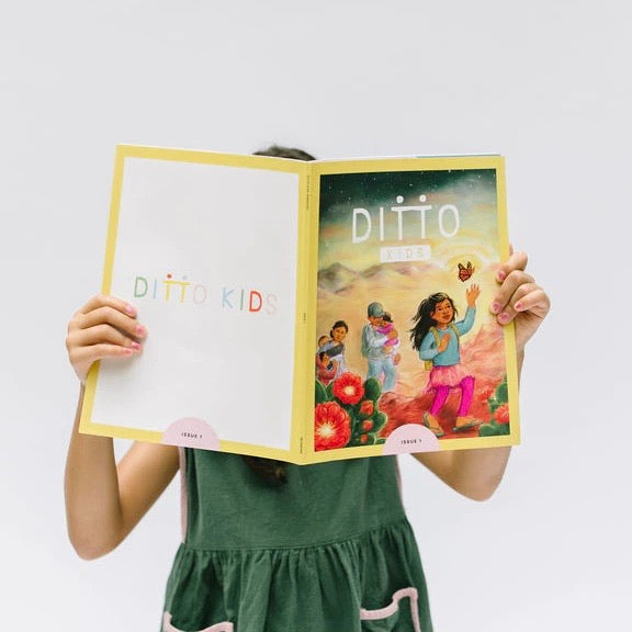 Ditto Magazine Issue One: Belonging