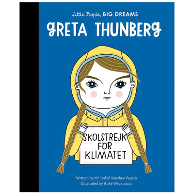 Greta Thunberg (Little People Big Dreams)