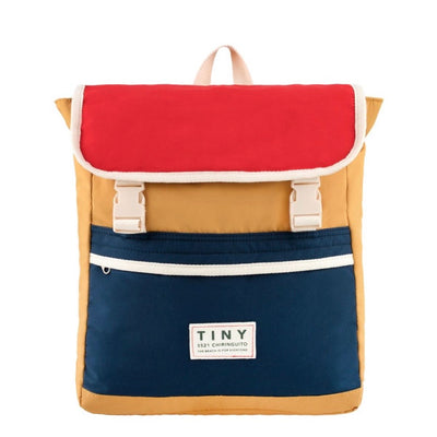 Tiny Cottons Color Block Backpack