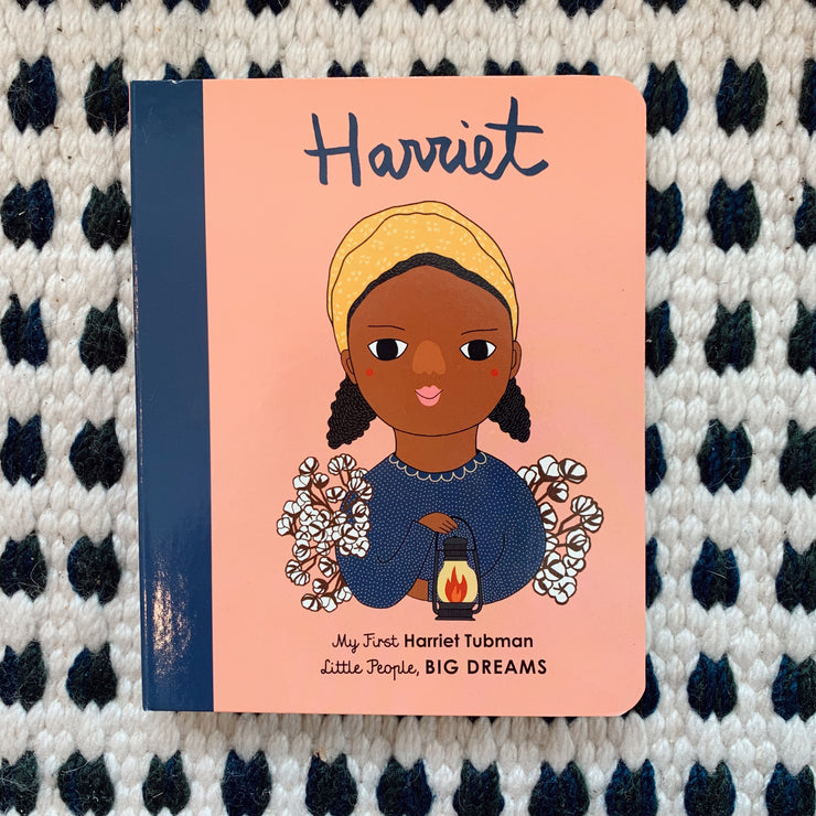 My First Harriet Tubman (Little People Big Dreams)