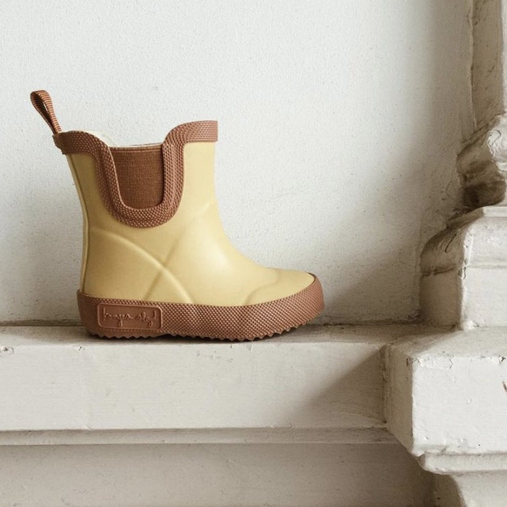 Konges Welly Rubber Boots - Acacia
