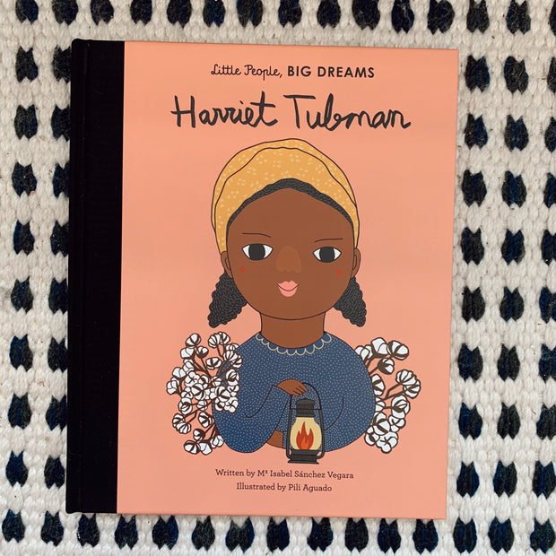 Harriet Tubman (Little People Big Dreams)
