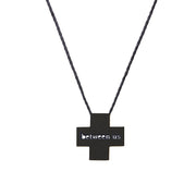 "PLUS ""BETWEEN US"" NECKLACE"