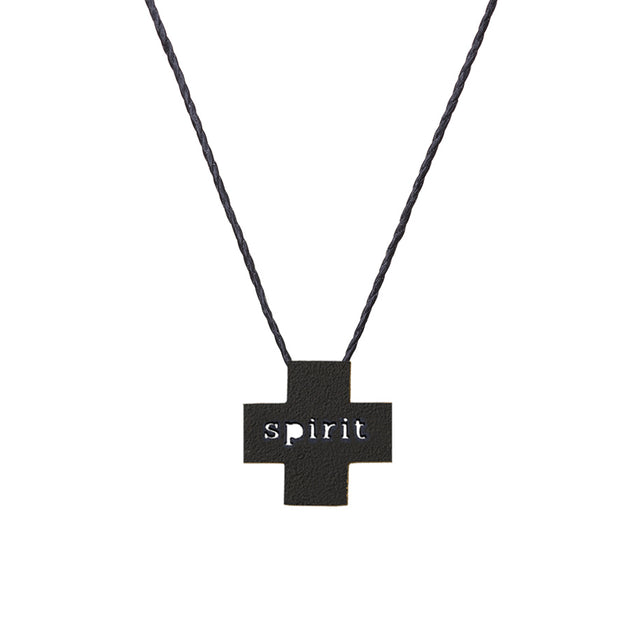 "PLUS ""SPIRIT"" NECKLACE"