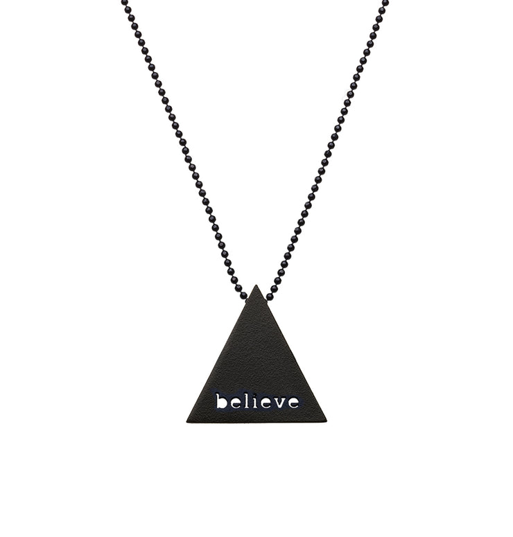 "MIX & MATCH - ""SISTER"" & ""BELIEVE"" NECKLACE"