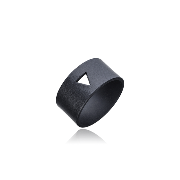 """TRIANGULAR"" SHAPE RING"