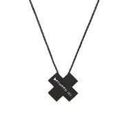 "X ""BETWEEN US"" NECKLACE"