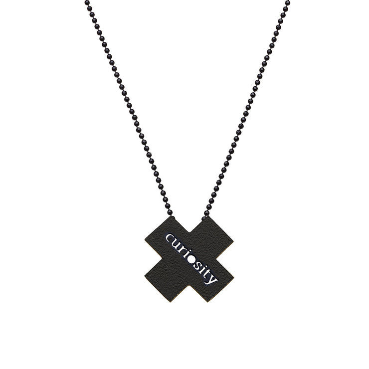 "X ""CURIOSITY"" NECKLACE"