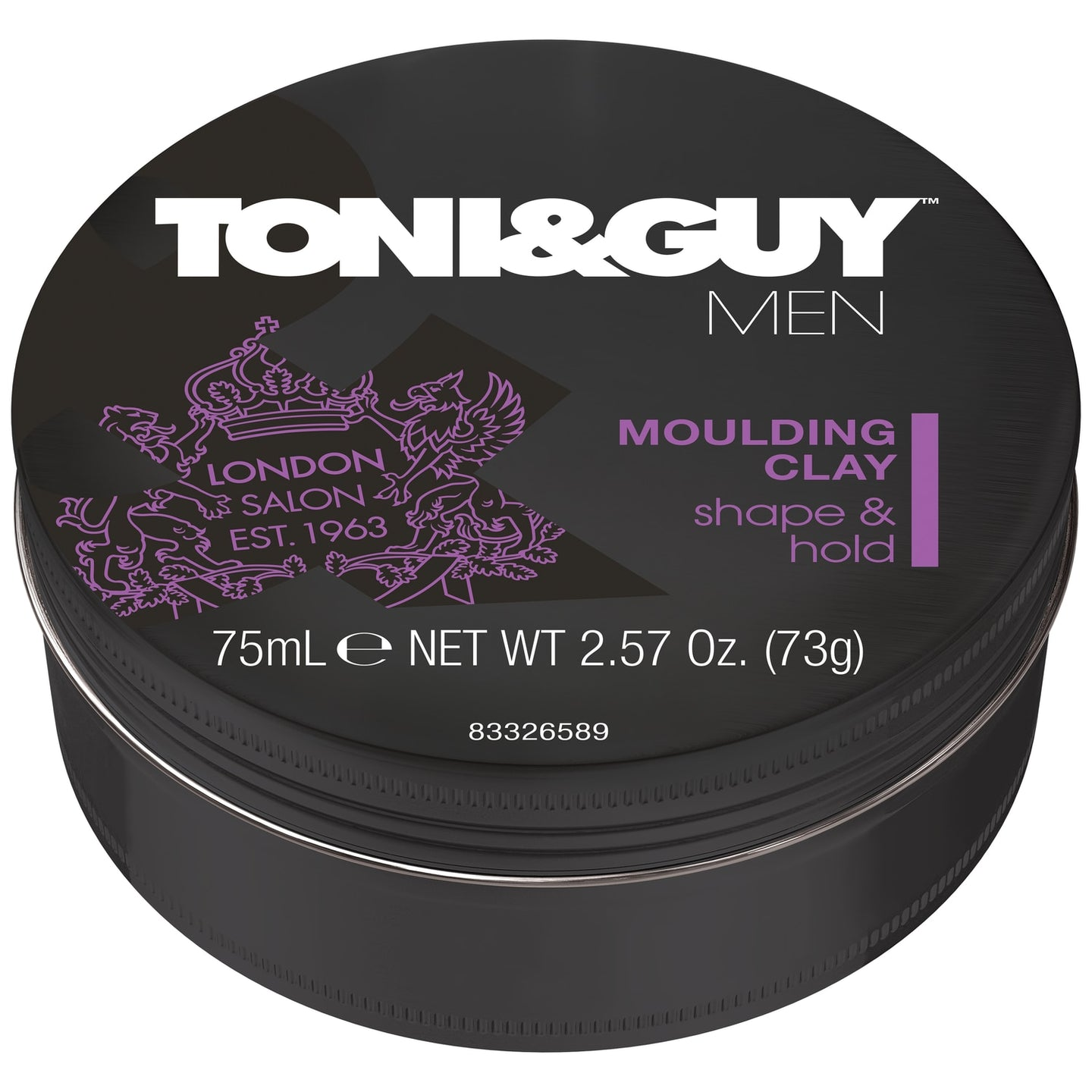 Toni&Guy Men Moulding Clay 75ml