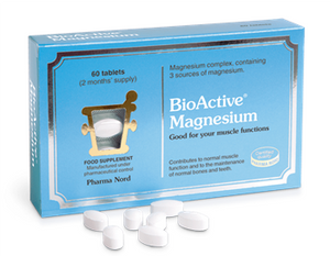 Pharma Nord BioActive Magnesium 60 Tablets