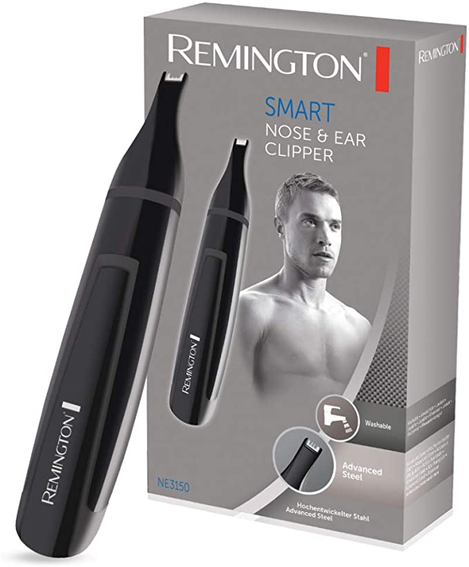 Remington Smart Nose & Ear Clipper