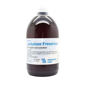 Lactulose Fresenius oral solution 500ml