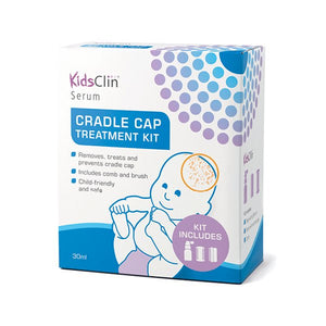 KidsClin Cradle Cap Treatment Kit