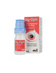 Hy-Opti 0.2% Eye Drops 10ml