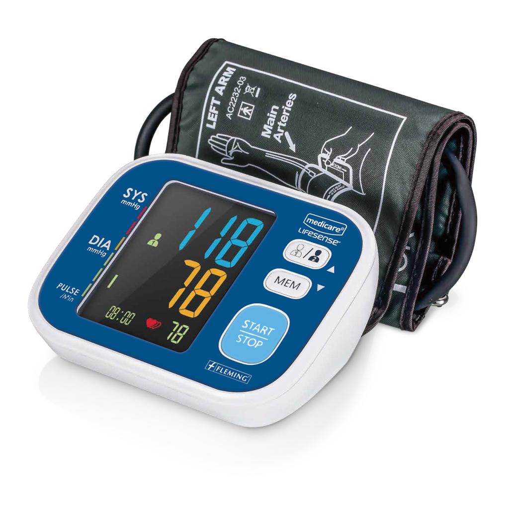 Medicare Lifesense A5 Blood Pressure Monitor