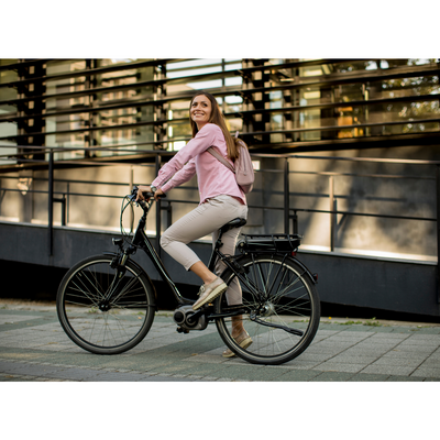 Why E-Bikes? Seven Reasons E-Bikes Blow Regular Bikes Away