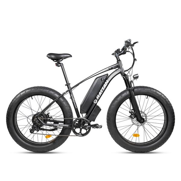 The All New Rattan Pathfinder 750W Fat Tire Bike - My E-commerce Center