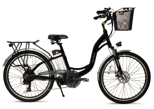 The American Veller 2021 Electric Cruiser Bike - My E-commerce Center