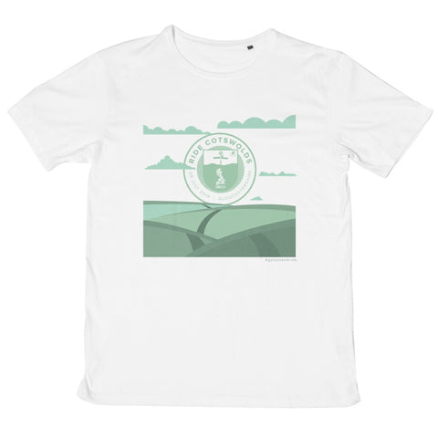UKCE Ride Cotswold Mens T-Shirt