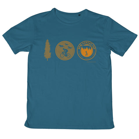 New Forest 100 Men's T-Shirt
