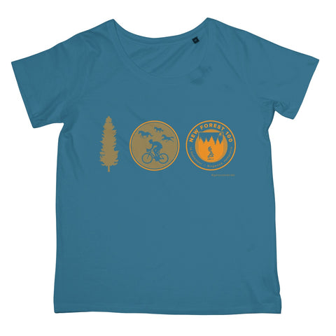 New Forest 100 Women's T-Shirt