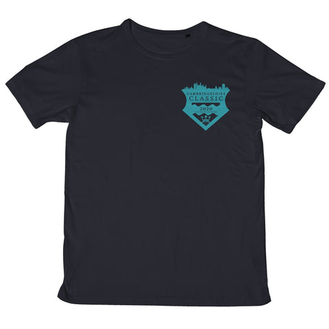 Cambridgeshire Classic 2020 - Small logo - Men's T-Shirt