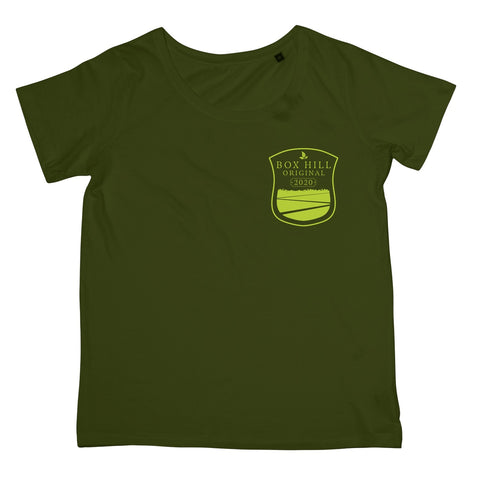 Box Hill Original 2020 - Small Logo - Women's T-Shirt