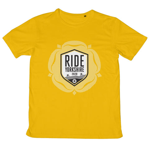 Ride Yorkshire 2020 Men's T-Shirt