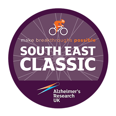 Cycling Down Dementia South East 2020