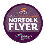 Cycling Down Dementia Norfolk 2020