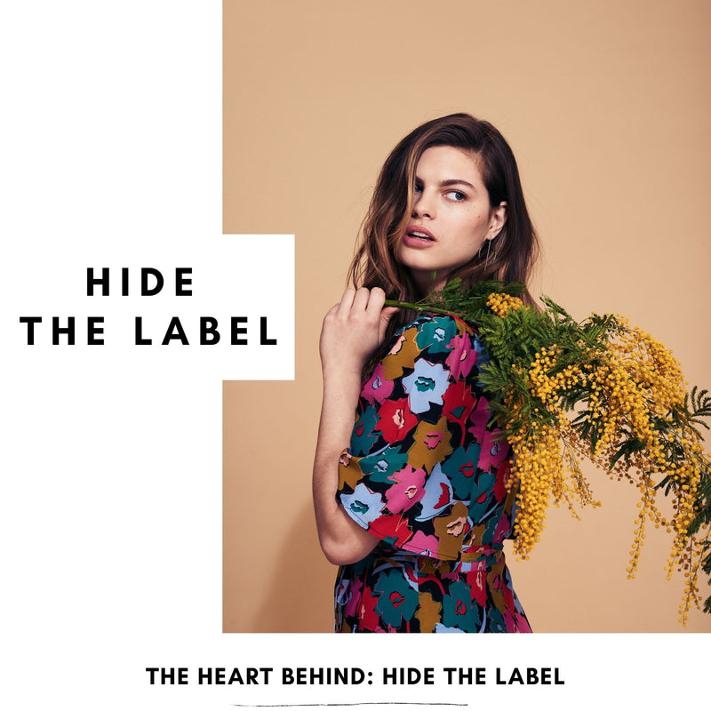 The Heart Behind - Hide The Label