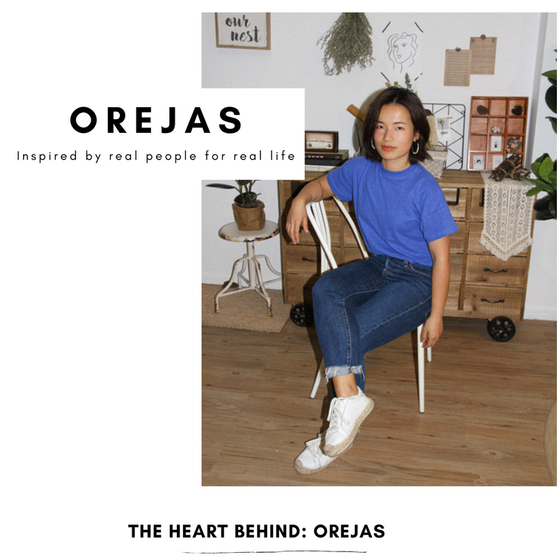 The Heart Behind - Orejas