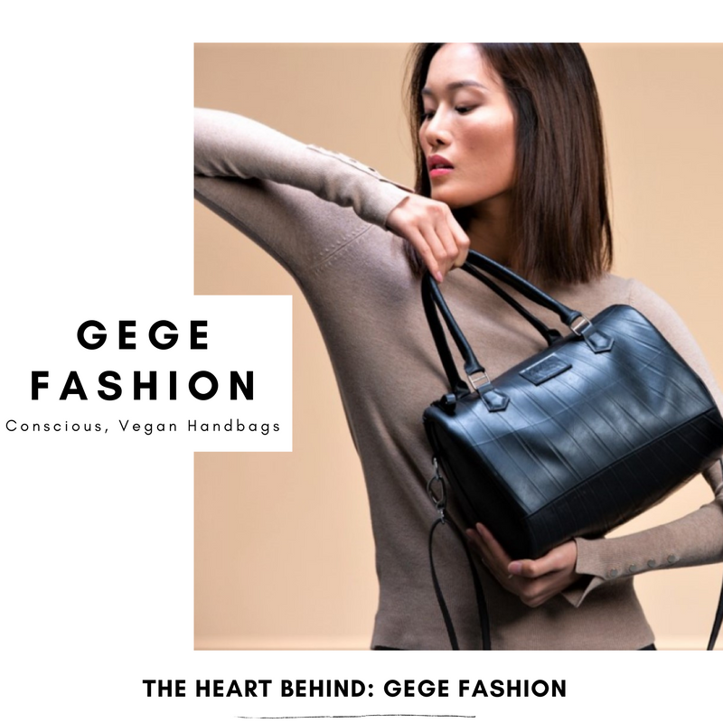 The Heart Behind - Gege Fashion