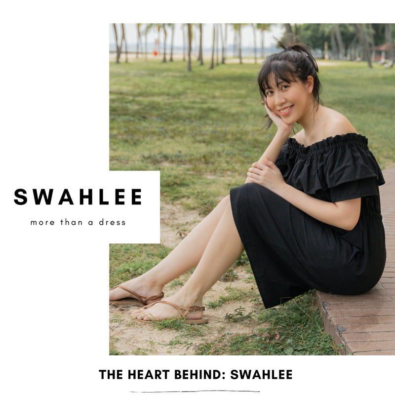 The Heart Behind - Swahlee