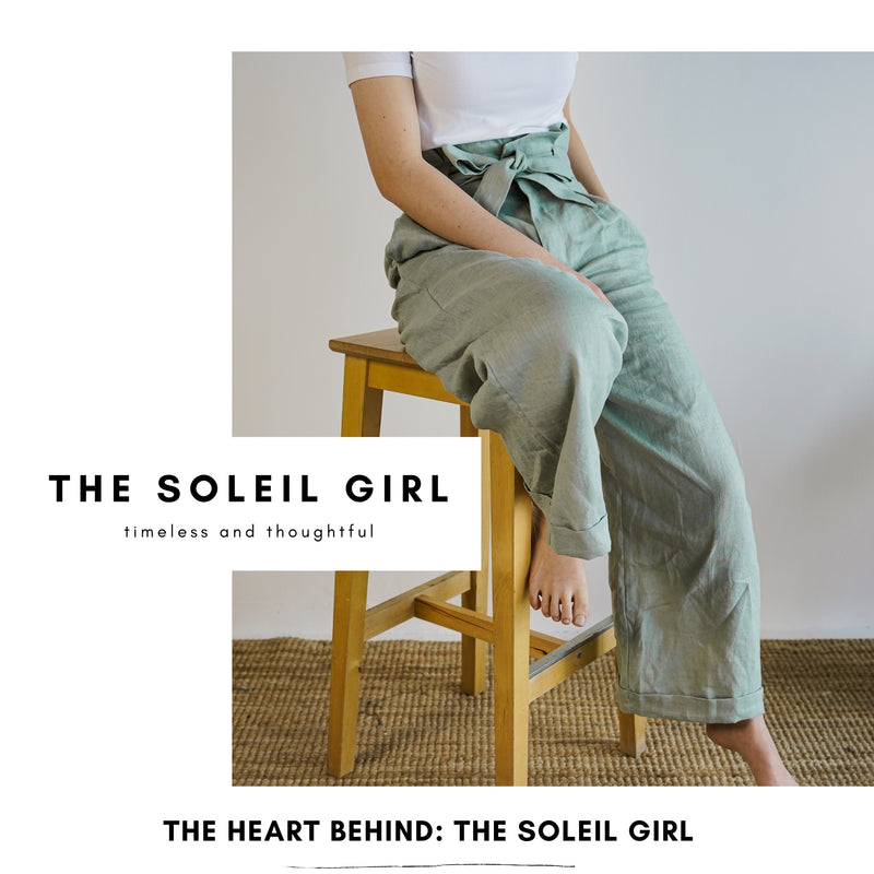 The Heart Behind - The Soleil Girl