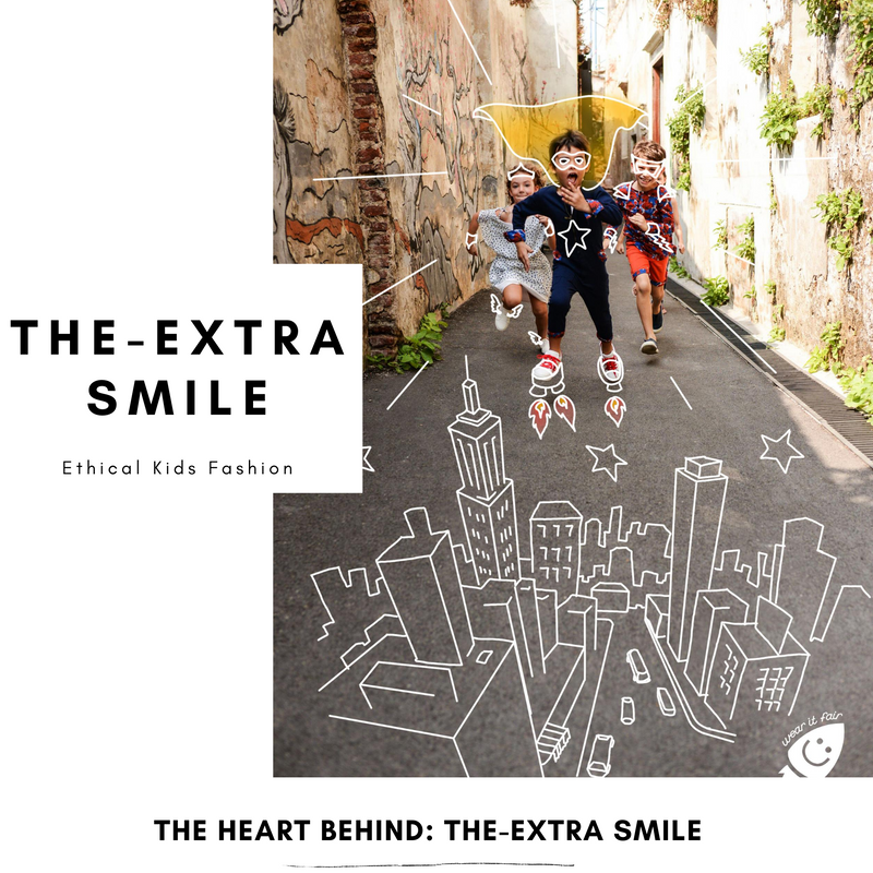 The Heart Behind - The-Extra Smile