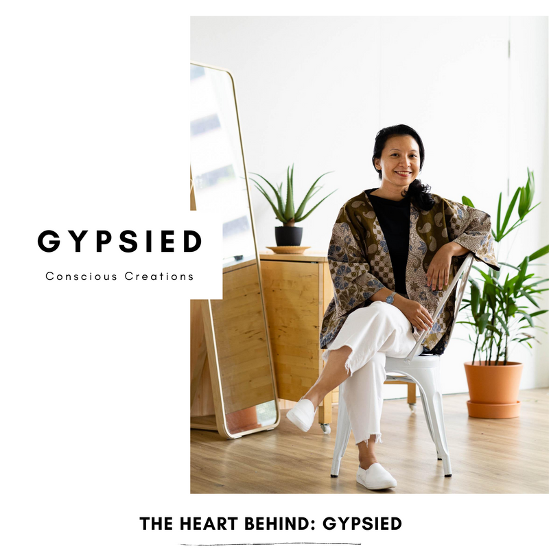 The Heart Behind - Gypsied