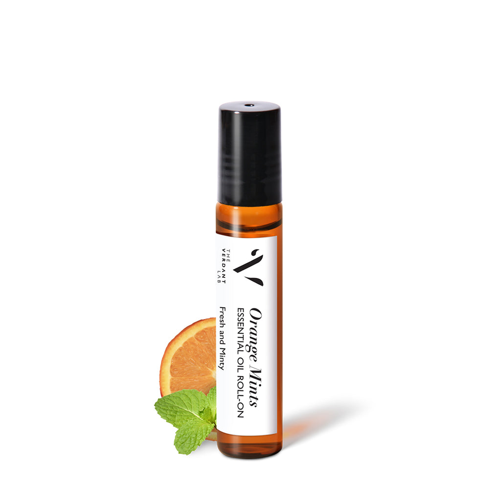 Orange Mints | Essential Oil Roll-on