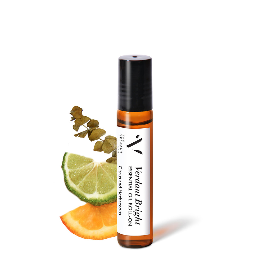 Verdant Bright | Essential Oil Roll-on
