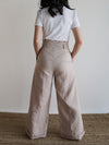 Johanna Pants 2.0 in Mauve Chalk