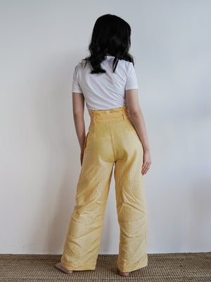 Johanna Pants 2.0 in Double Cream