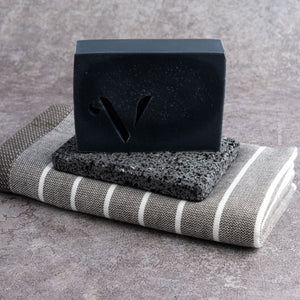 Verdant Black | Cold Process Soap