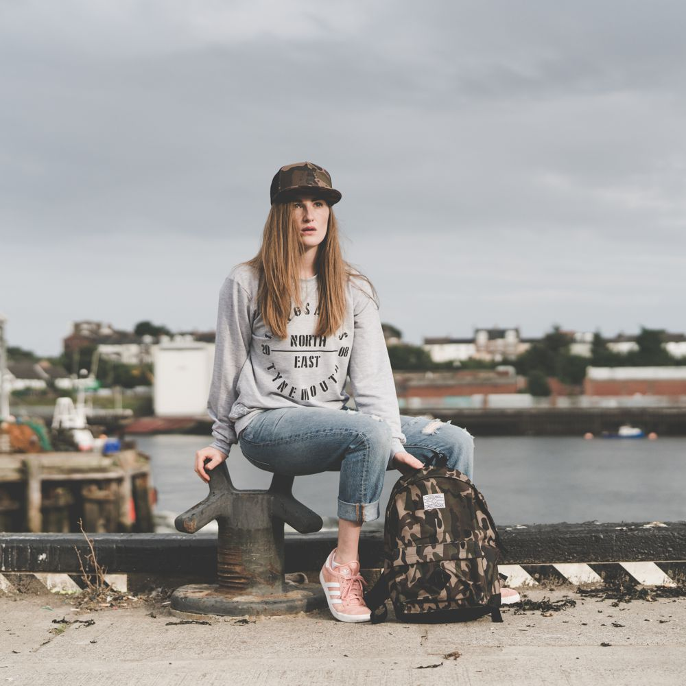 AW18 Location Shoot - North Shields Famous Fishquay