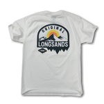 Sunset Tee - White