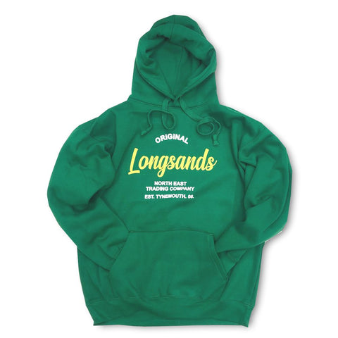 Longsands Original Hoody - Green