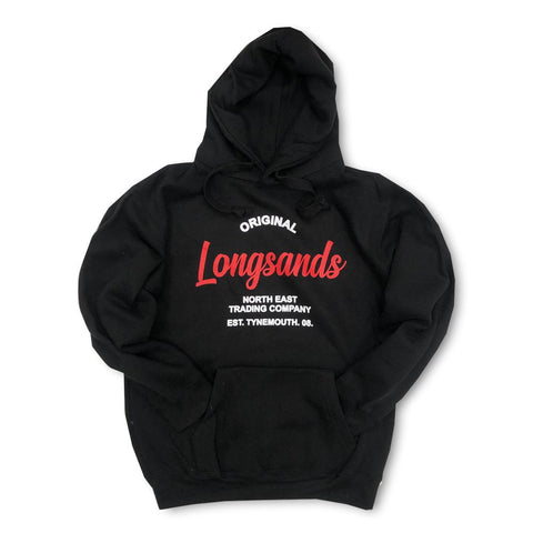 Longsands Original Hoody - Black