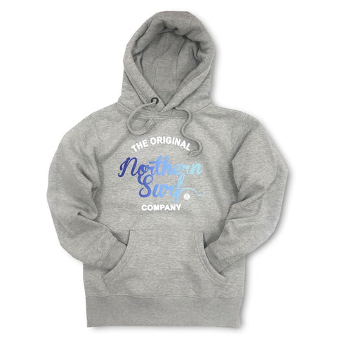 Northern Surf Supreme Hoody - Grey