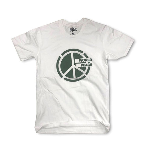 World Peace Tee - White