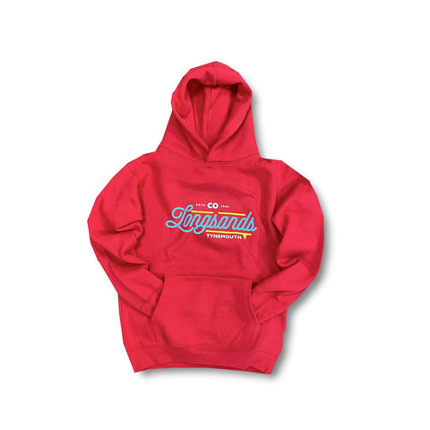 "Kids ""2020"" Hoody - Red"